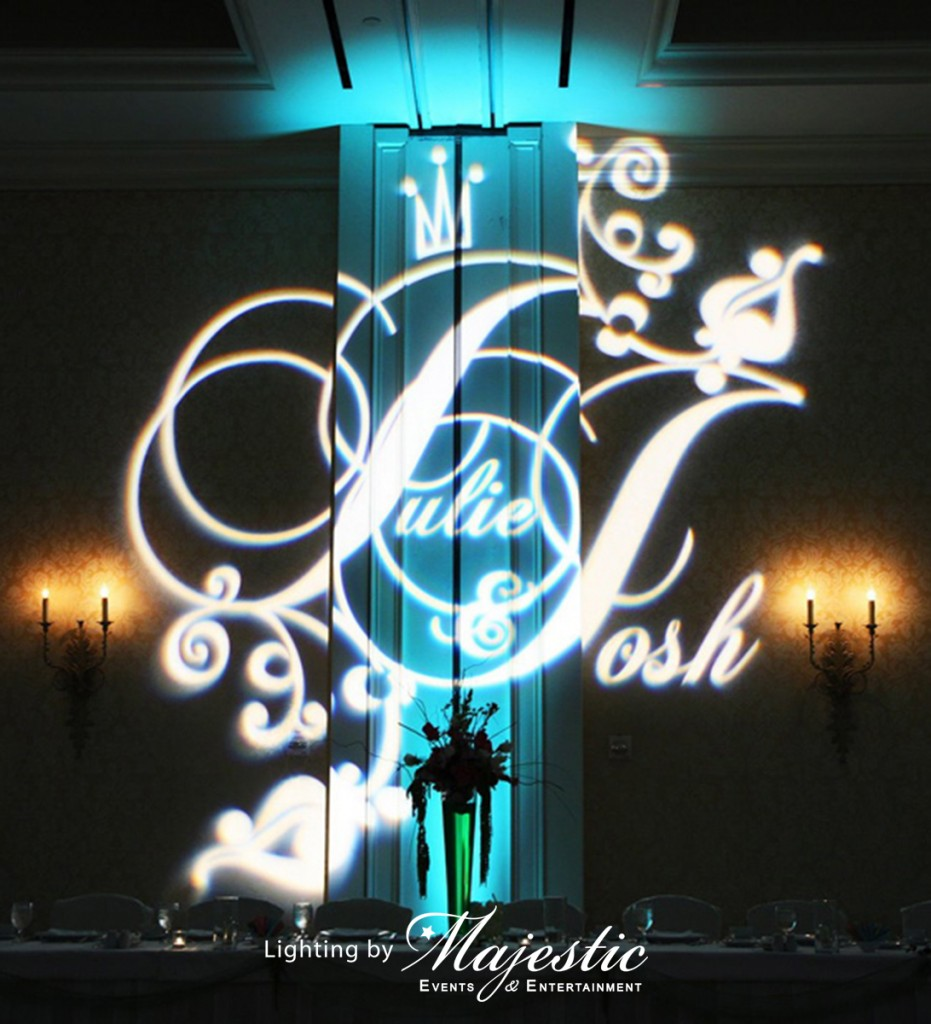 Majestic Lighting Sample Monogram HQ